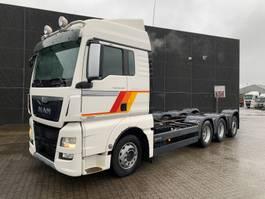 chassis cabine vrachtwagen MAN TGX 35.560 2016
