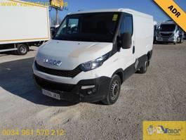 open laadbak bedrijfswagen Iveco Daily 35S13 2015