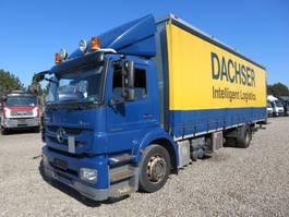 schuifzeil vrachtwagen Mercedes-Benz Axor 1824 4x2 Euro 5