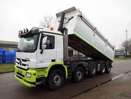 kipper vrachtwagen > 7.5 t Mercedes-Benz 5051 V8 EURO 5 KIPPER - HOLLAND TRUCK - APK 08/2021 2011