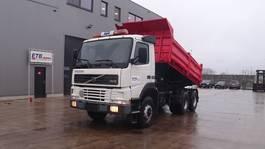 kipper vrachtwagen > 7.5 t Volvo FM 10 - 320 (EURO 2 / BIG AXLE / STEEL SUSPENSION / GRAND PONT / SUSPENSION LAMES) 2000