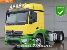 standaard trekker Mercedes-Benz Actros 1840 LS 4X2 Compressor StreamSpace Euro 6 2014