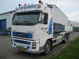 overige bedrijfswagens Volvo FH 400 Containerauto, Kabel systeem (20T), 6X2, banden 80% 2007