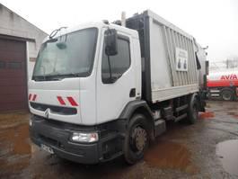 vuilkar camion Renault Premium 270 vuilkar 2003