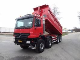 kipper vrachtwagen > 7.5 t Mercedes-Benz ACTROS 8X8 4144 8X8 ACTROS ( 932.33 ) 2007