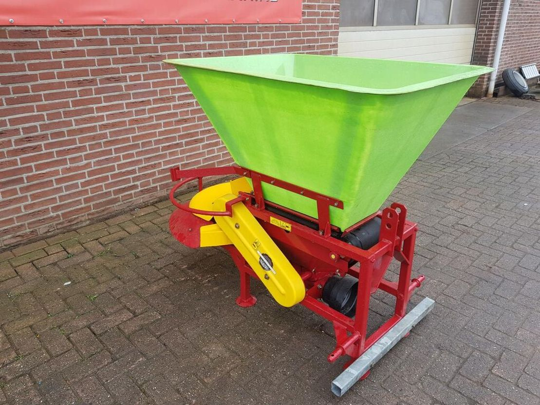 kunstmeststrooier Boxer AGRI ZS zoutstrooier