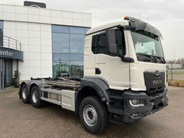 containersysteem vrachtwagen MAN New Generation TGS 33.470 6x4 BL-NN containerhaak wb 3600 2021