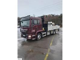 kraanwagen MAN TGM Crane truck w/ 14 t/m palfinger crane 2020