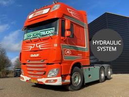 standaard trekker DAF XF 510 Tractor 3100mm weelbase hydr. system 2017