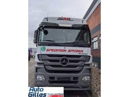 chassis cabine vrachtwagen Mercedes-Benz Actros 2546 MP3 2010