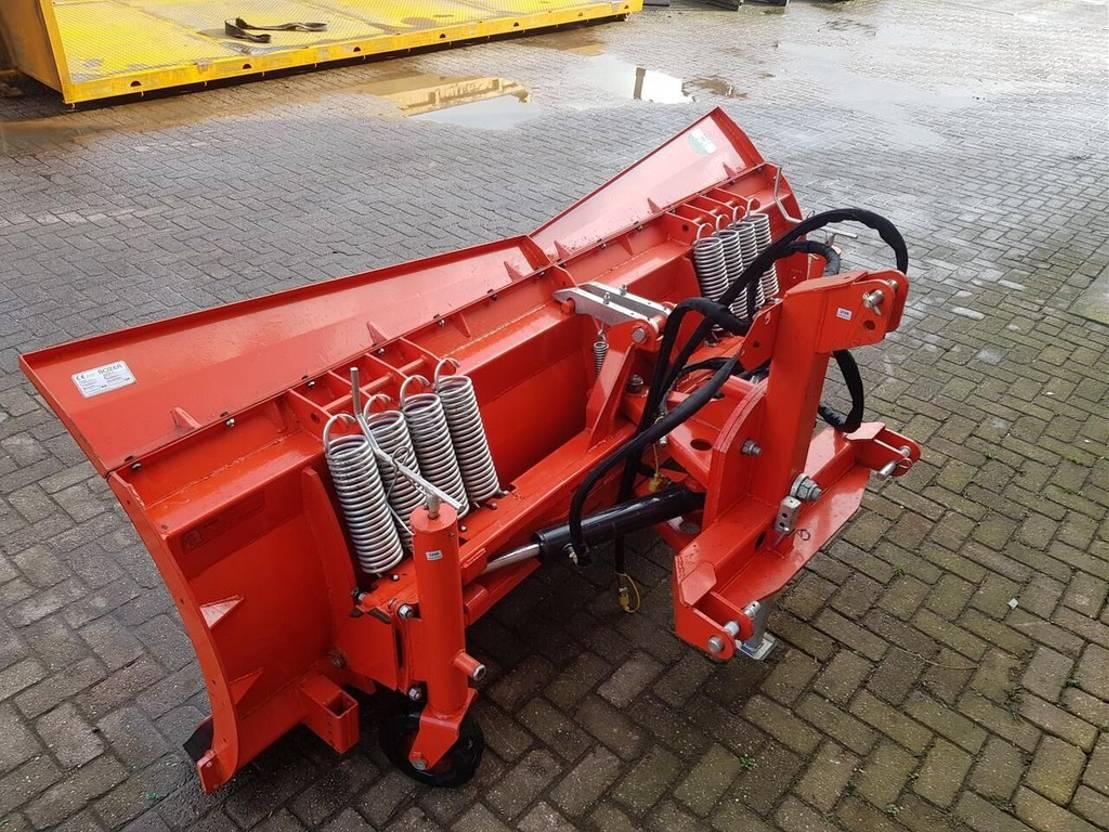 sneeuwschuiver uitrusting Boxer AGRI PU 2600