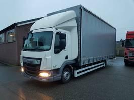 bakwagen vrachtwagen DAF LF 260 2017