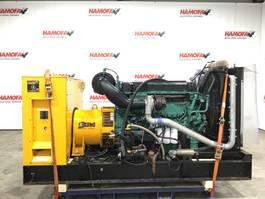 generator Volvo TAD1344GE SDMO GS450S 450 KVA USED 1997