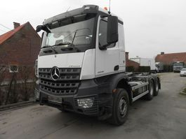 containersysteem vrachtwagen Mercedes-Benz Arocs 3345 Arocs 3346 Met containersysteem 2020