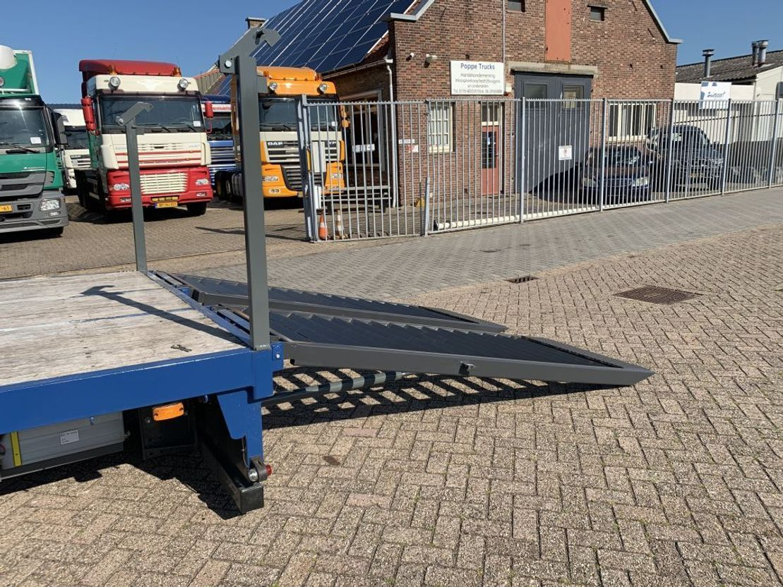 autotransporter vrachtwagen Mercedes-Benz Actros 1836 LL Oprijwagen 2008