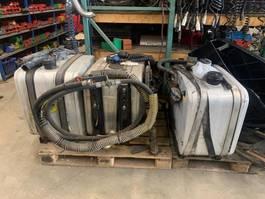 Hydraulisch systeem vrachtwagen onderdeel Hyva 200 Liter hydrauliek tank + kiep ventiel