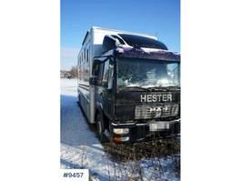 overige vrachtwagens MAN LE220C Hestetransport 2002