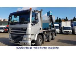 containersysteem vrachtwagen DAF CF 410 ,Gergen Tele,360TKM, Funkfernbedienung,uvm 2011