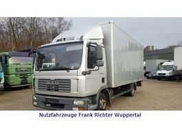 gesloten bestelwagen MAN 7.180/8.180 Koffer LBW,Scheckheft,Klima,Dachsp. 2007