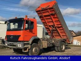 kipper vrachtwagen > 7.5 t Mercedes-Benz Axor 1833 AK Allradkipper 2007
