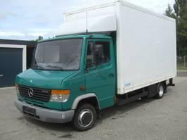 gesloten bestelwagen Mercedes-Benz Vario 512D Orginal KM 1997