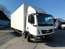 gesloten bestelwagen MAN TGL 8.180 Euro 6 manuell Möbelkoffer L7,1-H2,5m 2015