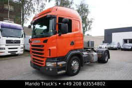 standaard trekker Scania G360 Retarder, 3-Pedal, Klima, Kipphydraulik 2010
