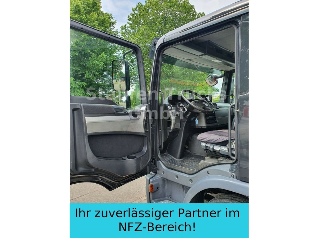 koelwagen vrachtwagen MAN TGL 12.250 BL E6 Tiefkühl LBW TK T 1000 R 2015