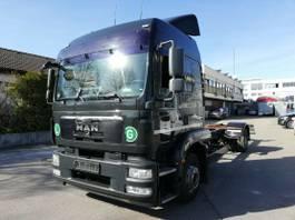 chassis cabine vrachtwagen MAN TGM 15.250 FLL Klima Radst 5.4 m Kuppl. NEU! 2009