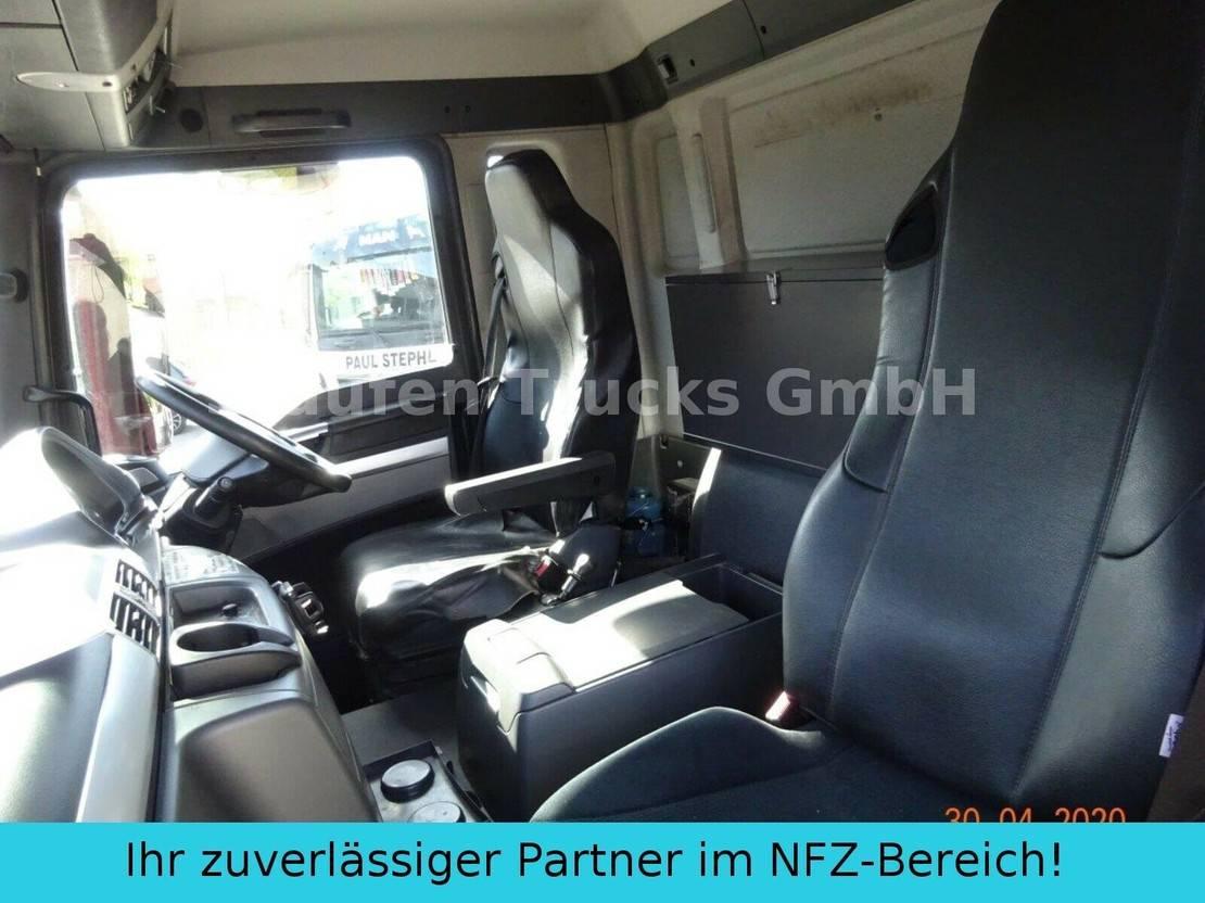 chassis cabine vrachtwagen MAN TGS 18 RECHTSLENKER! RIGHT HAND DRIVE 2013