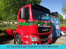 chassis cabine vrachtwagen MAN TGS 18.440 RECHTSLENKER! RIGHT HAND DRIVE 2013