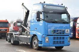 containersysteem vrachtwagen Volvo FH 480 6x2R Euro5 Meiller RK 20.65 Lift/lenk 2008