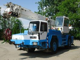 overige bouwmachine Liebherr LTM 1030/1 Autokran 30 Ton! 1997