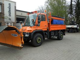 overige vrachtwagens Unimog U500 mit Winterdienstgerät *AKTIONSPREIS* 2006