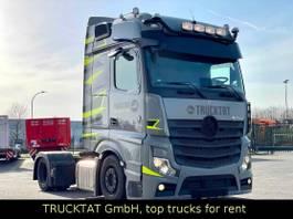 mega-volume trekker Mercedes-Benz Actros 1848 5 LSnRL Innovation-Truck, MIETEN? 2021