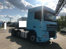 standaard trekker DAF XF 95 430.380 Manual.6x2.Steel Air.In Top Conditi 2003