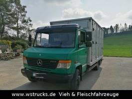 paardenbakwagen Mercedes-Benz 814 L Menke Einstock 1999