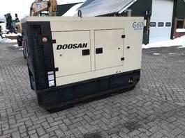 generator Doosan G60 2014