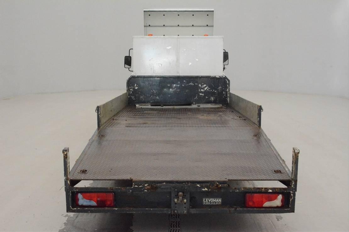 autotransporter vrachtwagen Mercedes-Benz Vario 816D 2007