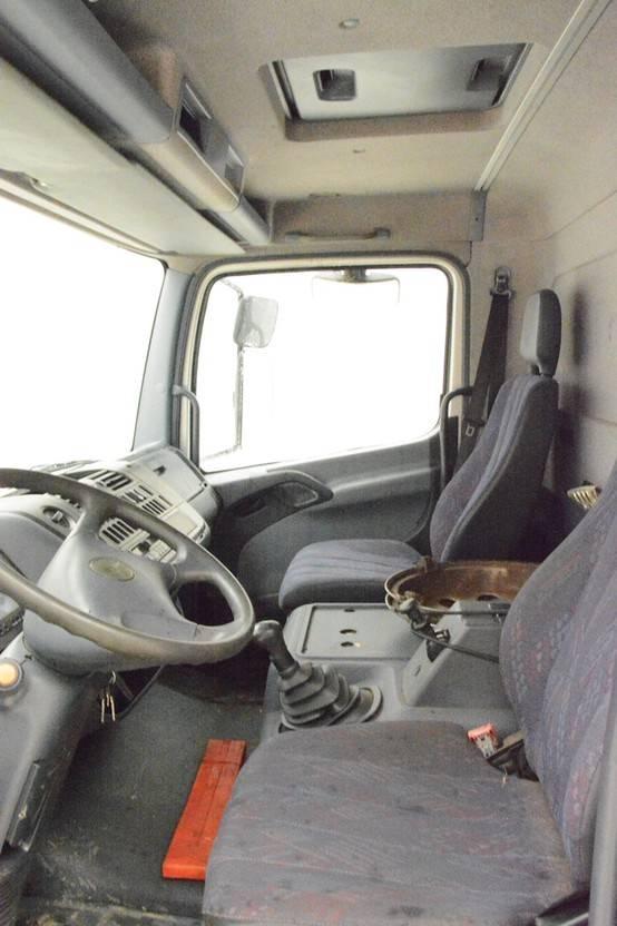 autotransporter vrachtwagen Mercedes-Benz Atego 815 2000