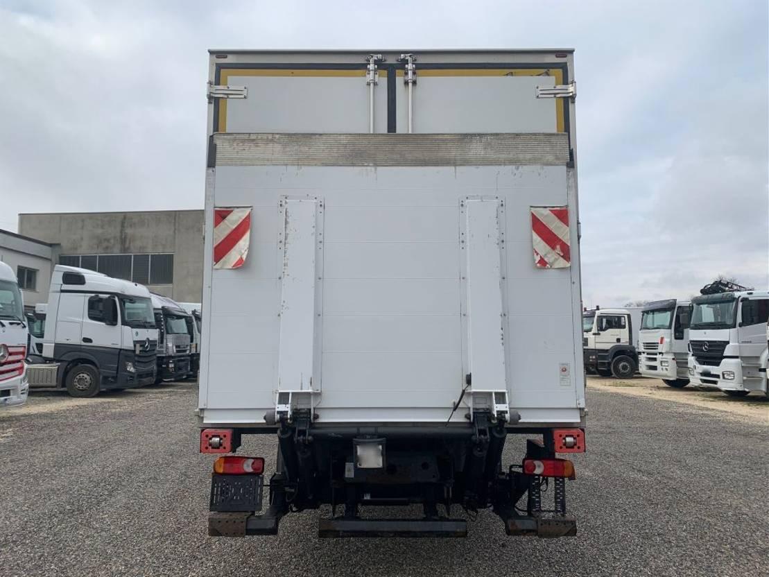 koelwagen vrachtwagen Iveco EuroCargo 120 Eurocargo 120E25 EEV 2012