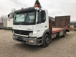 autotransporter vrachtwagen Mercedes-Benz Atego 1524 2007 447000km remote control 2007