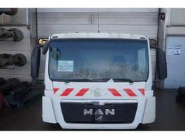 cabine - cabinedeel vrachtwagen onderdeel MAN F99L17 TGS 2009