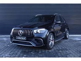 suv wagen Mercedes-Benz GLE-klasse 63 S AMG 4MATIC+ Premium Plus 2021 - Alcantara stuurwiel - Carbon 2021