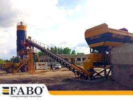 betonmixinstallatie FABO 75m3/h STATIONARY CONCRETE MIXING PLANT Stationary 2020