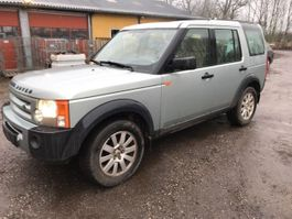suv wagen Land Rover Discovery 3 4*2