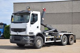 containersysteem vrachtwagen Renault LANDER 410 DXI 6X4 CONTAINER SYSTEEM- CONTAINER SISTEEM- CONTAINER HAAKSYSTEEM- SYSTEME CONTENEUR 2006
