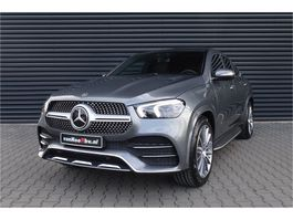 suv wagen Mercedes-Benz GLE-klasse Coupé 350 e 4MATIC Premium Plus AMG in + exterieur Plug-in hybride benzine 2021
