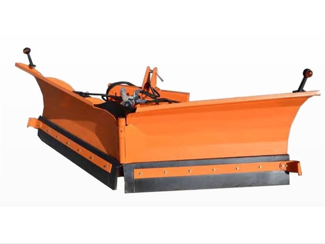 sneeuwschuiver uitrusting Kleine V model