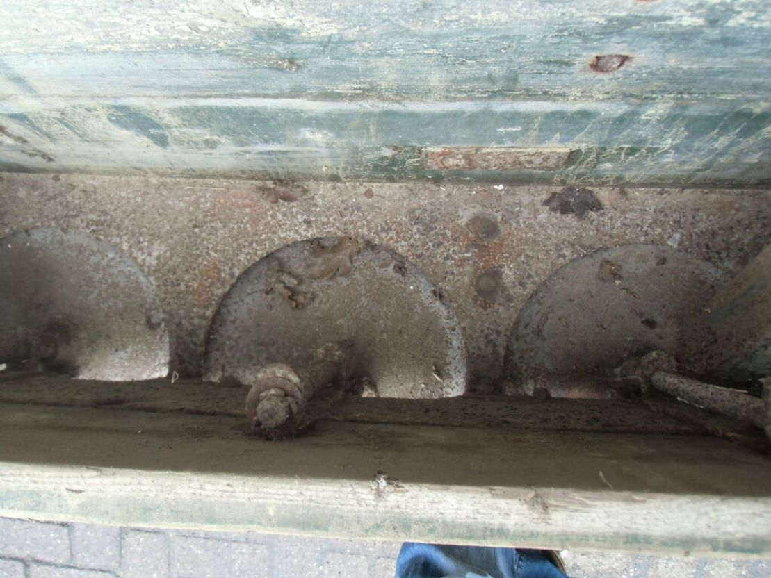 kunstmeststrooier Diversen N4575, Oude strooier